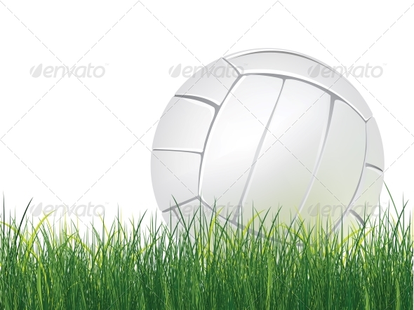 GraphicRiver Volleyball Ball 4983895