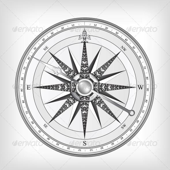 GraphicRiver Compass 4983947
