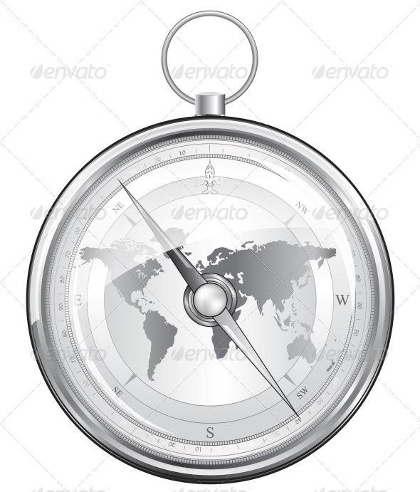 GraphicRiver Compass 4983970