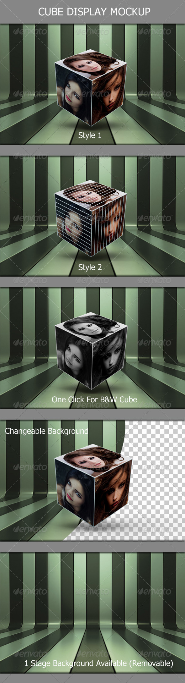GraphicRiver Cube Displayer 4984532