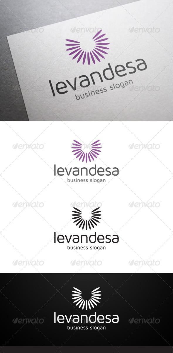 GraphicRiver Levandesa Logo 4986955