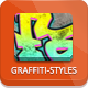 Graffiti Styles - GraphicRiver Item for Sale