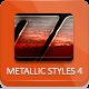 Unique Metallic Styles - Part 4 - GraphicRiver Item for Sale