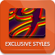 Exclusive Photoshop Styles - GraphicRiver Item for Sale