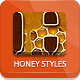 Honey Photoshop Styles - GraphicRiver Item for Sale