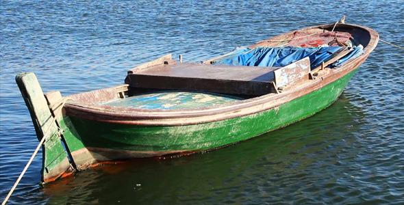 Wooden Boat III