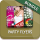 Colorful Flyer Bundle - GraphicRiver Item for Sale
