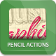 Pencil Creator - Photoshop Actions - GraphicRiver Item for Sale
