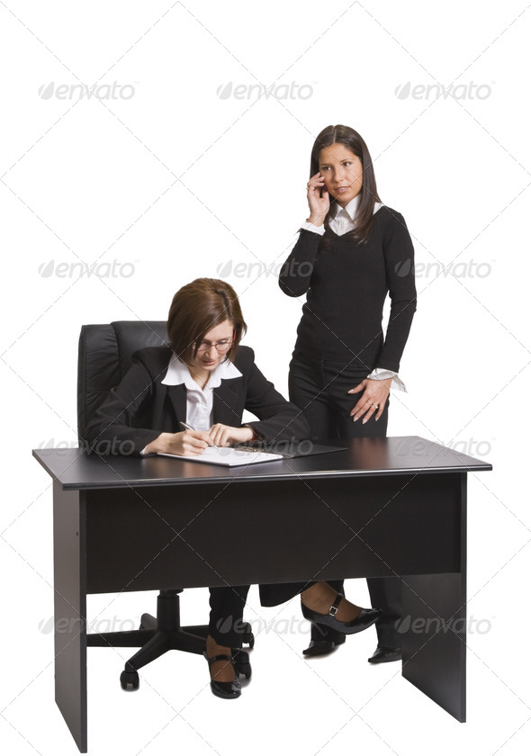 Business Colleagues - Stock Photo - Images