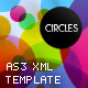 Circles Creative XML AS3 Deeplinking Template - ActiveDen Item for Sale