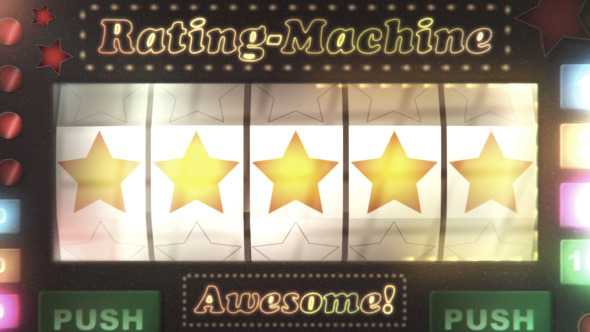 Rating Slot Machine