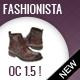 Fashionista Premium OpenCart Theme  Free Download