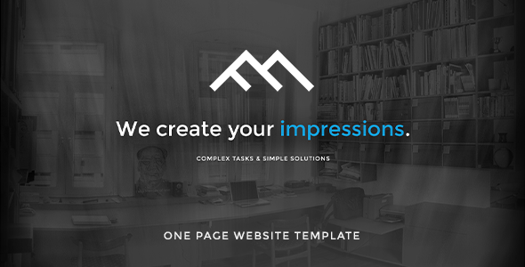 FollowMe — Responsive OnePage Template