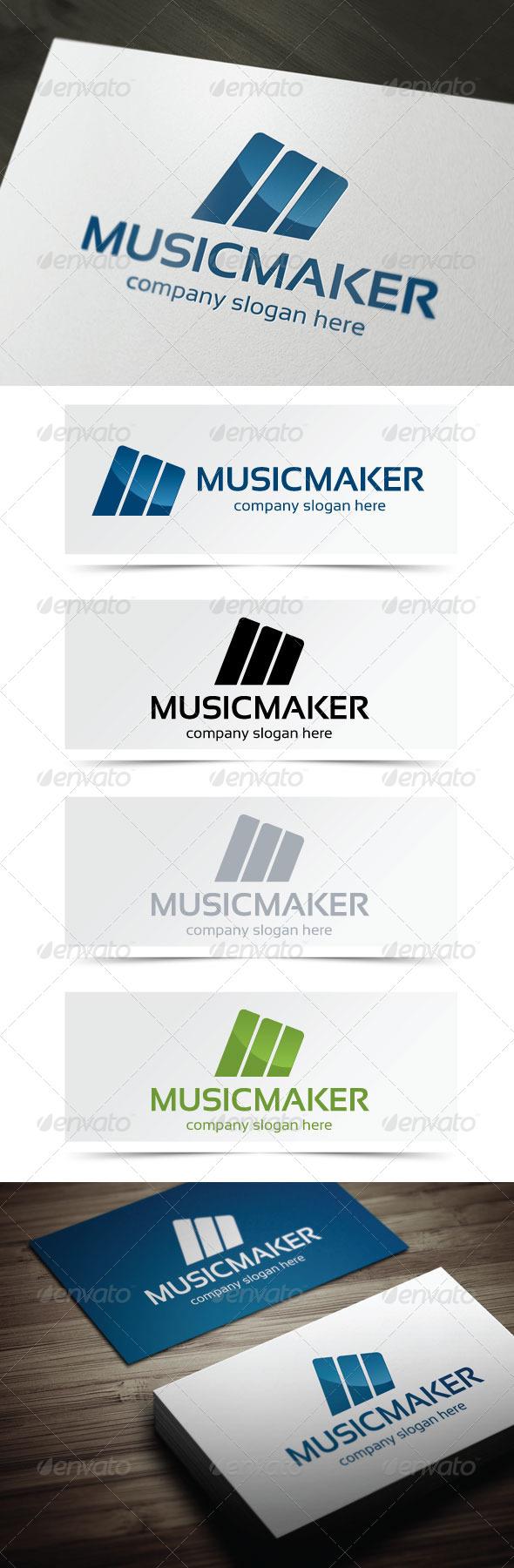 GraphicRiver Music Maker 4995283