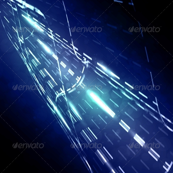 GraphicRiver Abstract Vector Background 4996475