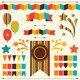 Collection of Decorations and Patterns for Holiday. - GraphicRiver Item for Sale
