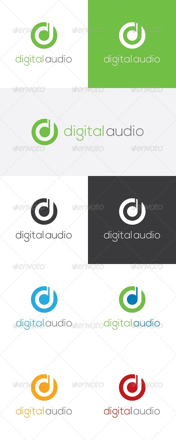 GraphicRiver Digital Audio 4965632