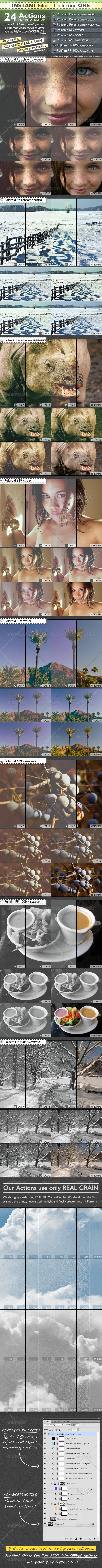 GraphicRiver INSTANT Films Collection ONE 4998826