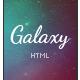 Galaxy - Creative Portfolio Website Template - ThemeForest Item for Sale