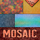 Grunge Mosaic Backgrounds - GraphicRiver Item for Sale