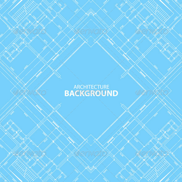 GraphicRiver Architecture Background 5002335