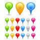 Map Markers - GraphicRiver Item for Sale