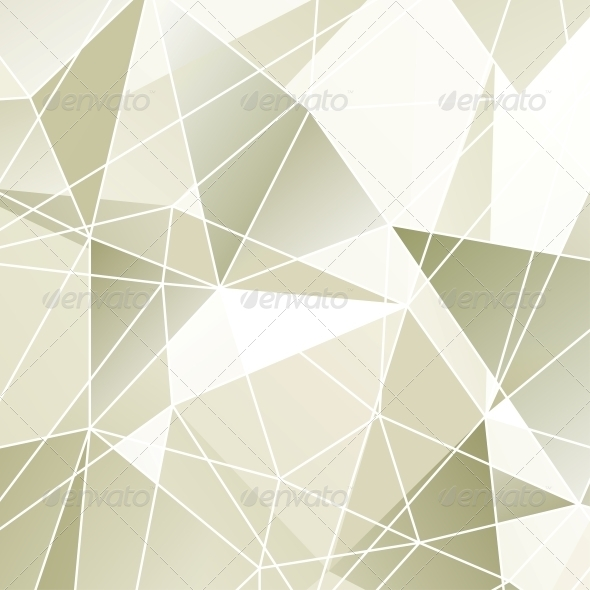 GraphicRiver Abstract Triangle Background 5002504