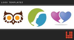 sixtyeight's Logo Templates