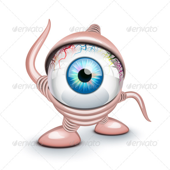 GraphicRiver The Eye of the Cyclops 5002858