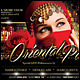 Oriental Party Poster/Flyer - GraphicRiver Item for Sale