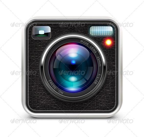 GraphicRiver Photo Camera 5004144
