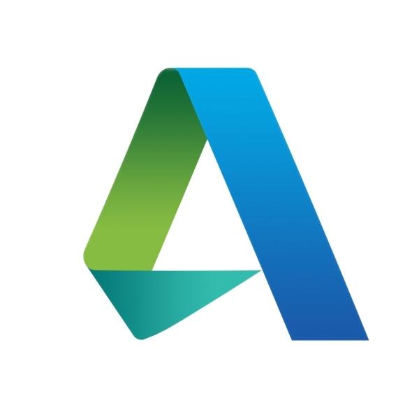 3DOcean Autodesk Logo 5004363