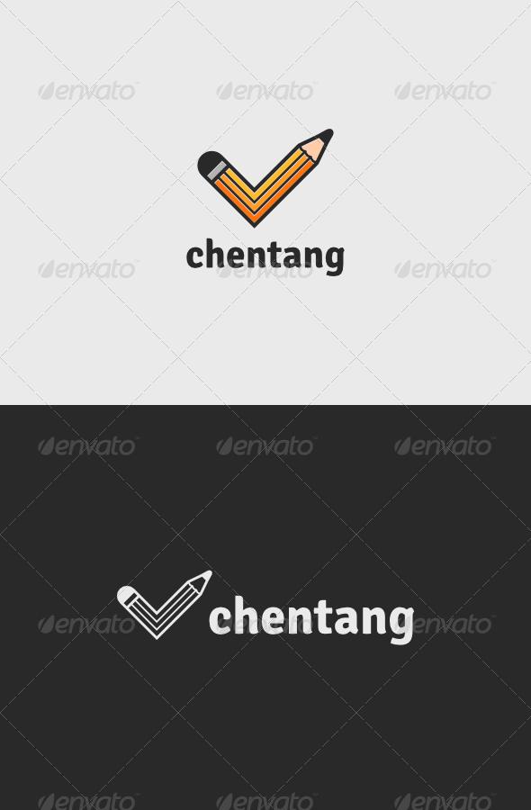 GraphicRiver Chentang Logo 4986324