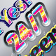 CMYK Inspired Graphic Styles Part I - GraphicRiver Item for Sale