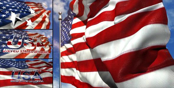 USA Flag Pack