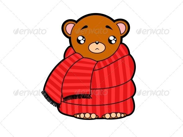 GraphicRiver Bear 5006026