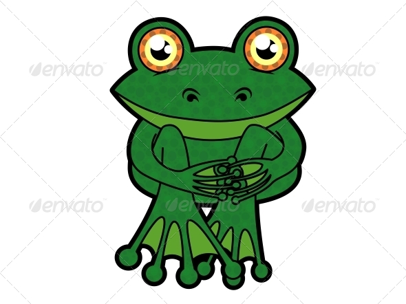 GraphicRiver Frog 5006037