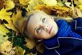 Girl on the leaf - PhotoDune Item for Sale
