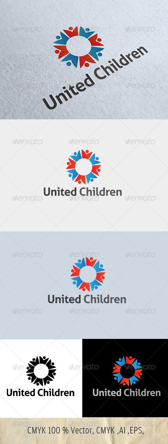 GraphicRiver United Children 5006097