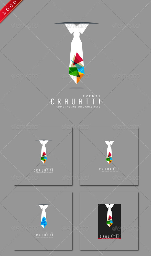 Cravatti Events Logo - Humans Logo Templates