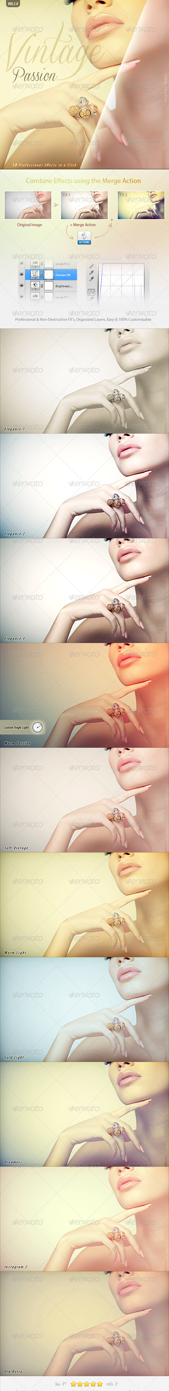 GraphicRiver Vintage Passion Vol 2 10 Pro FX 5010208