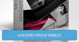 Awesomes Mockup Bundles