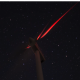 Wind In Starry Sky - VideoHive Item for Sale