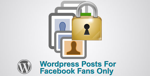 Wordpress Posts For Facebook Fans  - CodeCanyon Item for Sale