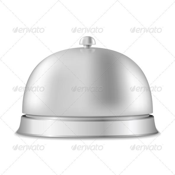 GraphicRiver Service Bell 5013147