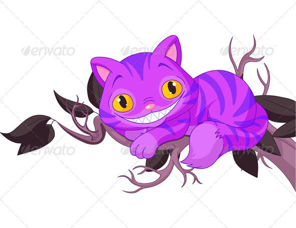 GraphicRiver Magic Cat 5013156