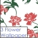 Flower Wallpaper - GraphicRiver Item for Sale