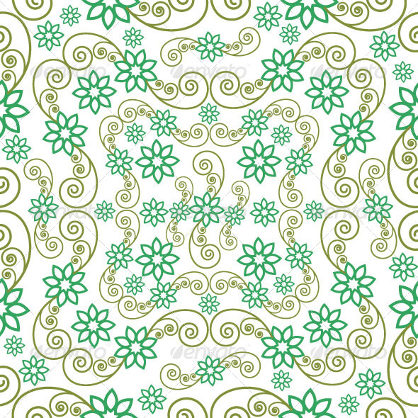 GraphicRiver Seamless Classic Pattern 33 5017004