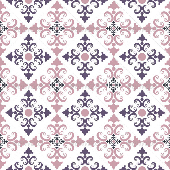 GraphicRiver Seamless Classic Pattern 5017541