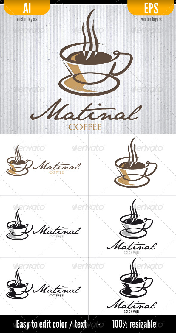 GraphicRiver Matinal Coffee 5018366
